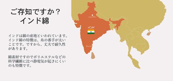 インドについて