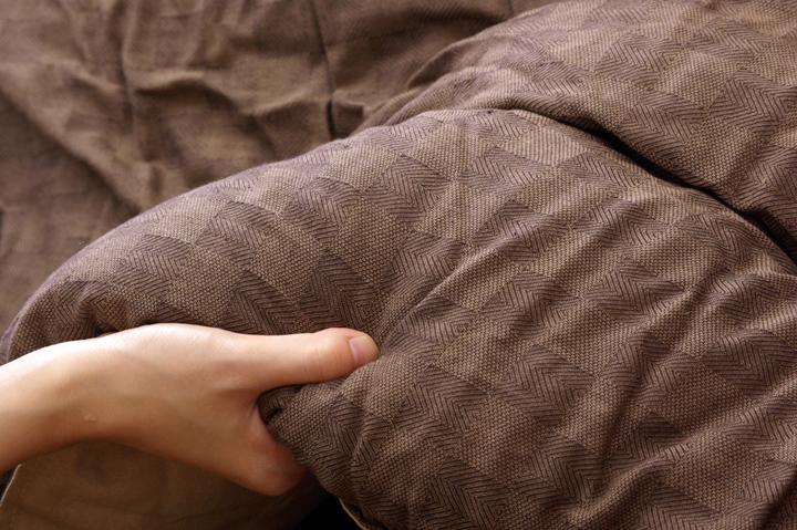 インド綿こたつ掛け布団 『クレタ』