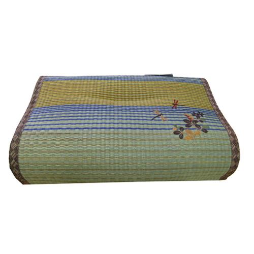 い草低反発枕 熊野 ベージュ 約44×29×10cm