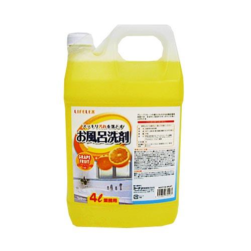 ※※※業務用お風呂洗剤 4L KOT15−0537