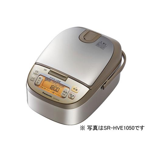 パナソニック IH炊飯器 8合炊き SR−HVE1550−N