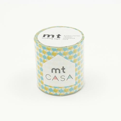 マスキングテープ mt CASA5083 スクエア・イエロー