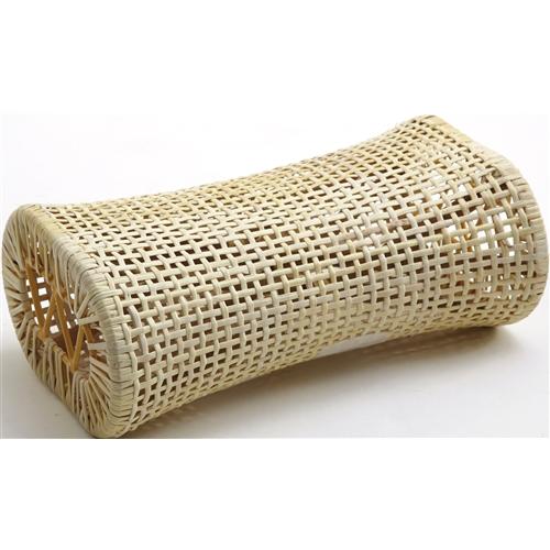 籐枕 約29×18×12cm