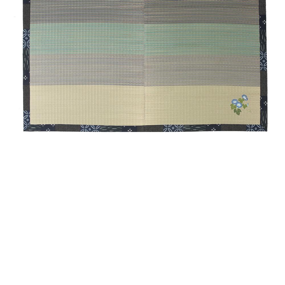 い草ラグ 栞 約191×191cm