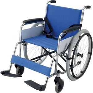 スチール製車椅子 KG19−7235