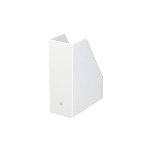 ファイルケース ワイド ホワイト