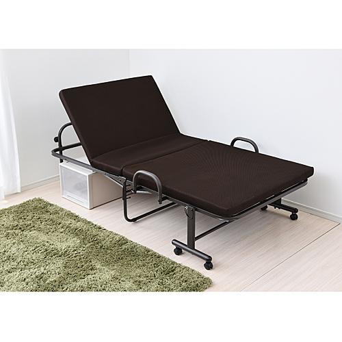 折り畳み低反発ベッド  KR18−0066