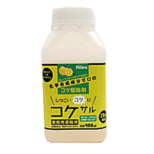 100%天然成分 コケ駆除剤 コケサル業務用濃縮液