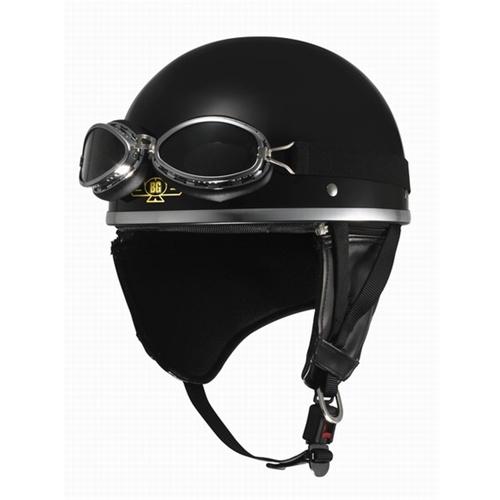 ビンテージヘルメット BH−18K ブラック