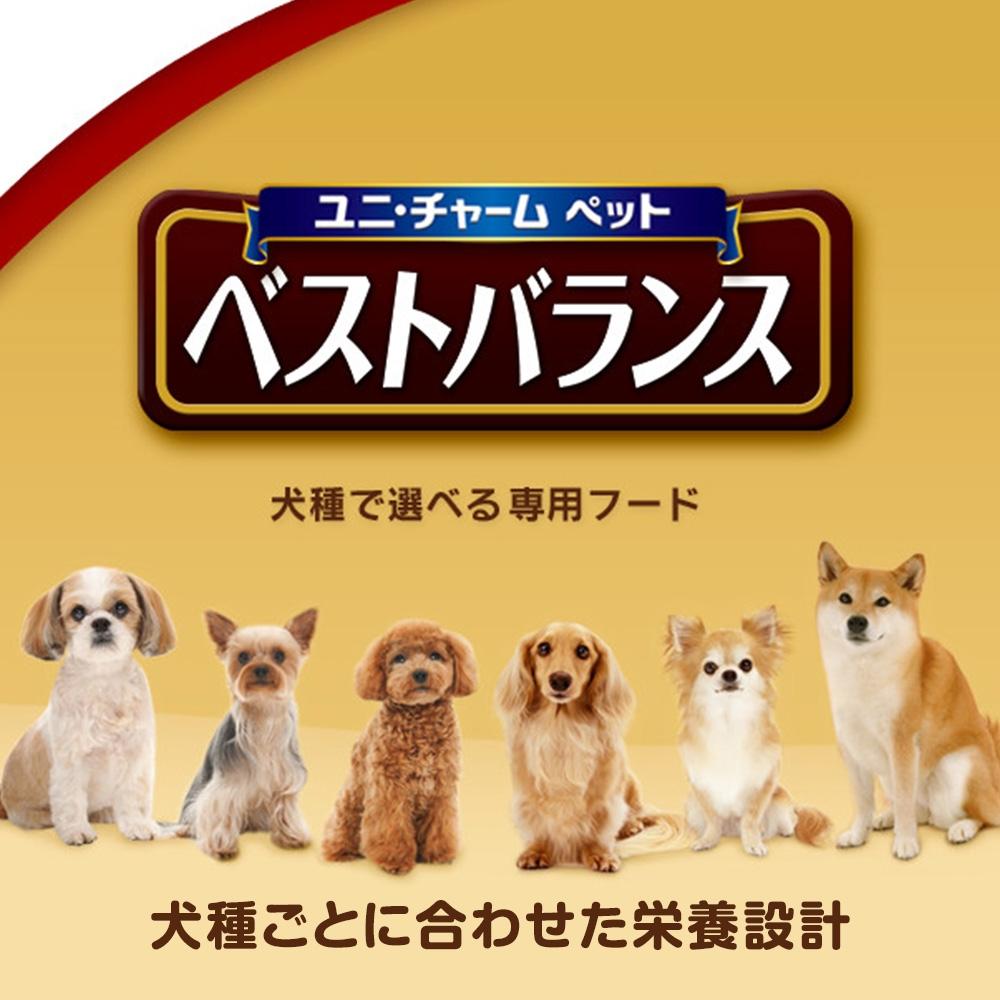 ベストバランス カリカリ仕立て 柴犬用 7歳以上用 3kg 【ドッグフード ドライ】