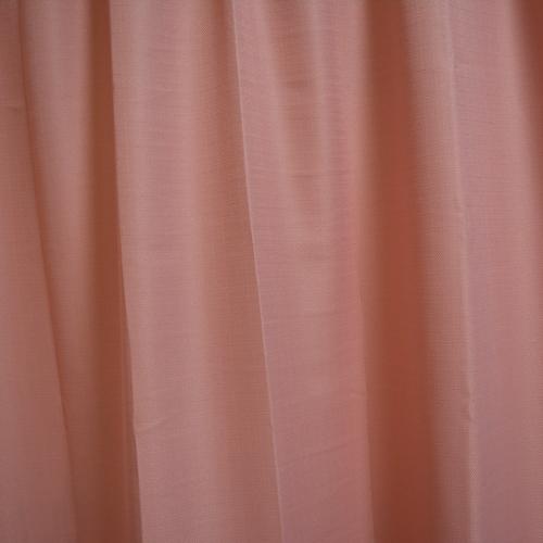 コーナン オリジナル カーテンフランド ピンク 4枚組 約幅100×丈200cm