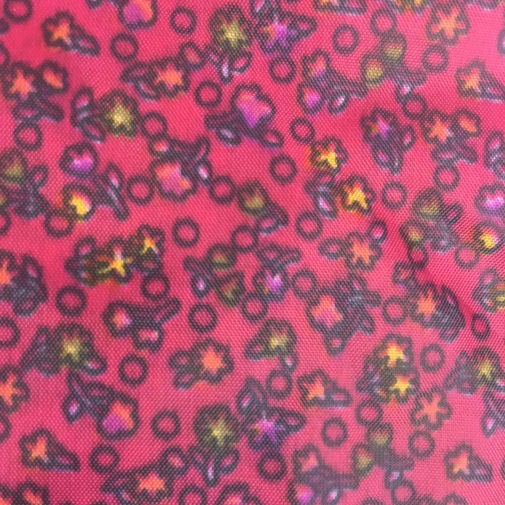 コーナン オリジナル LIFELEX 花柄ヤッケ 赤 TOP04−0369  L