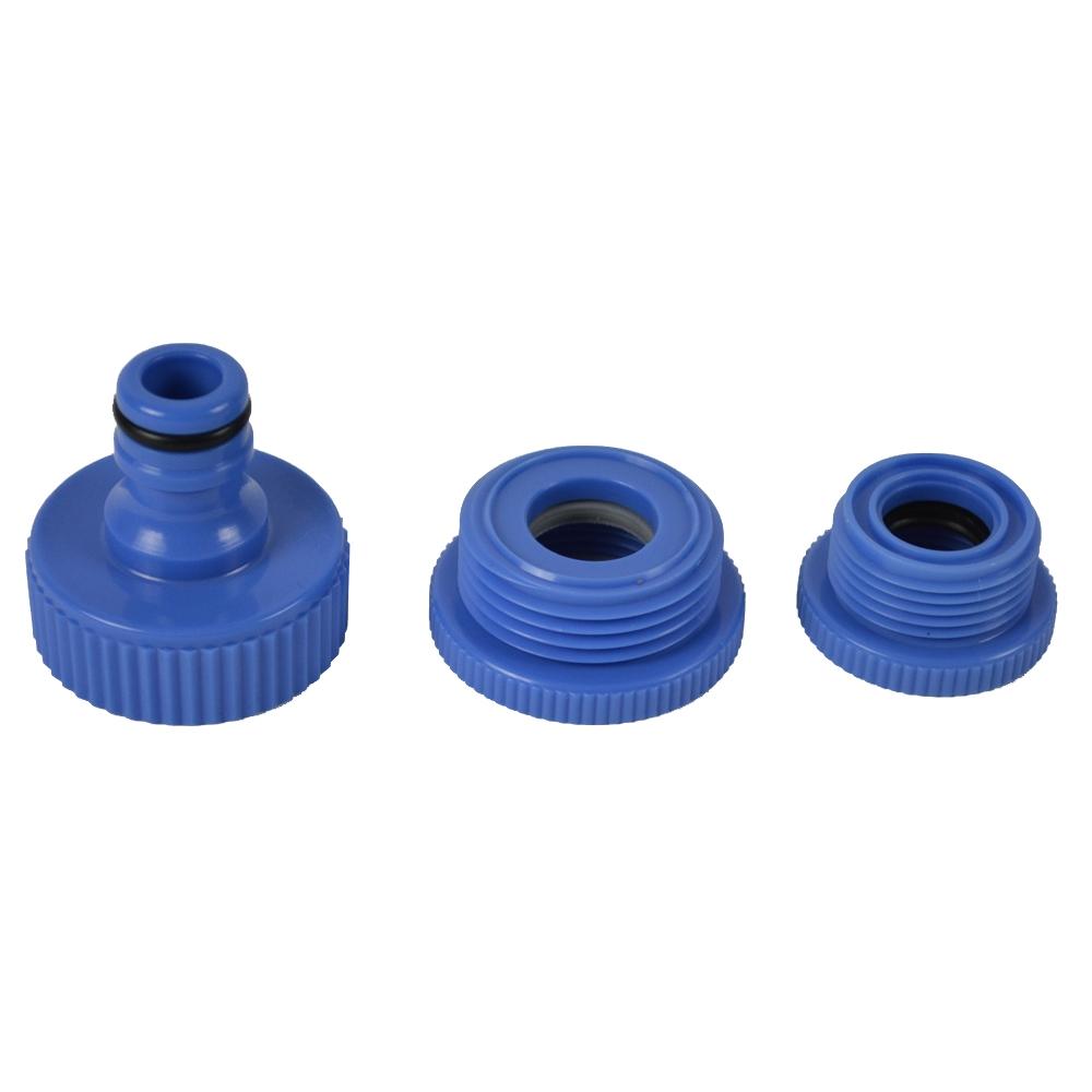 コーナン オリジナル ネジ付き蛇口ニップル(ABS樹脂) LFX09−6682