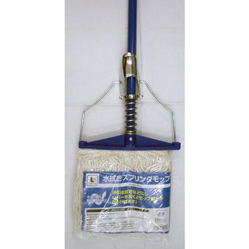 コーナン オリジナル 水拭きスプリングモップ 10−1054