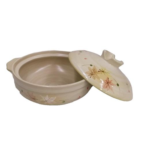 ◇ コーナン オリジナル 土鍋 もみじ 9号 KFY05−0350
