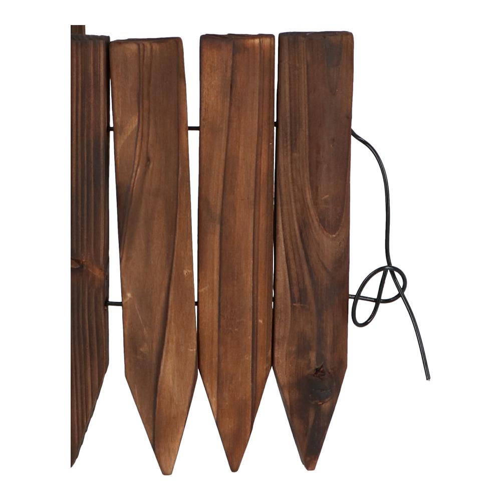 コーナン オリジナル 木製ガーデンエッジ 20×100cm KT7323