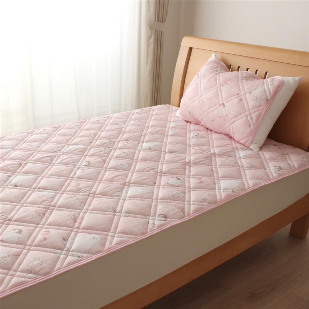 枕パッド 冷感ピクニック  35×50、43×63cmサイズ兼用 MP194012−16