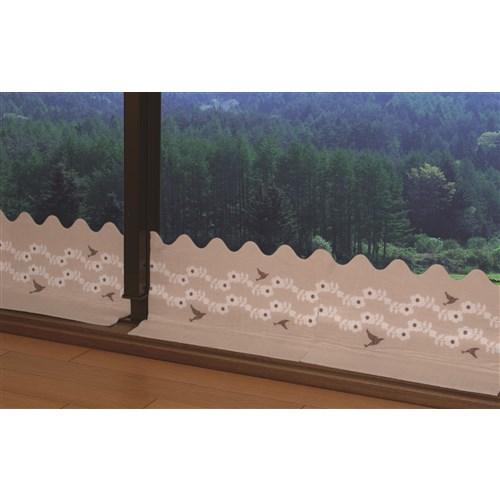 サッシと床の結露対策マット H−234