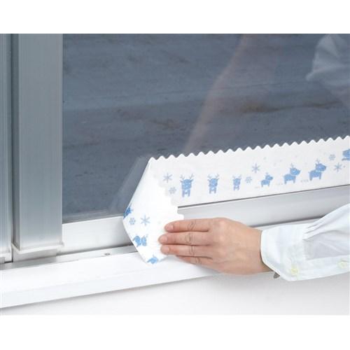 すりガラス用結露吸水テープ H−281 トナカイ