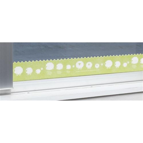 すりガラス用結露吸水テープ H−282 ヒツジ柄