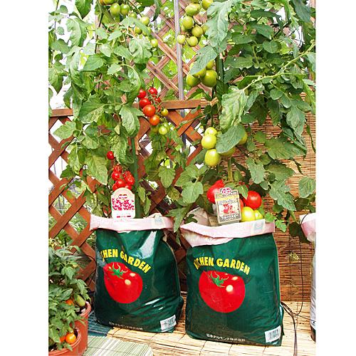 ☆☆ キッチンガーデン トマト用培養土 トマトの土 15L ※最大3袋まで基本送料600円(税別)でお届けします。(一部地域除く)