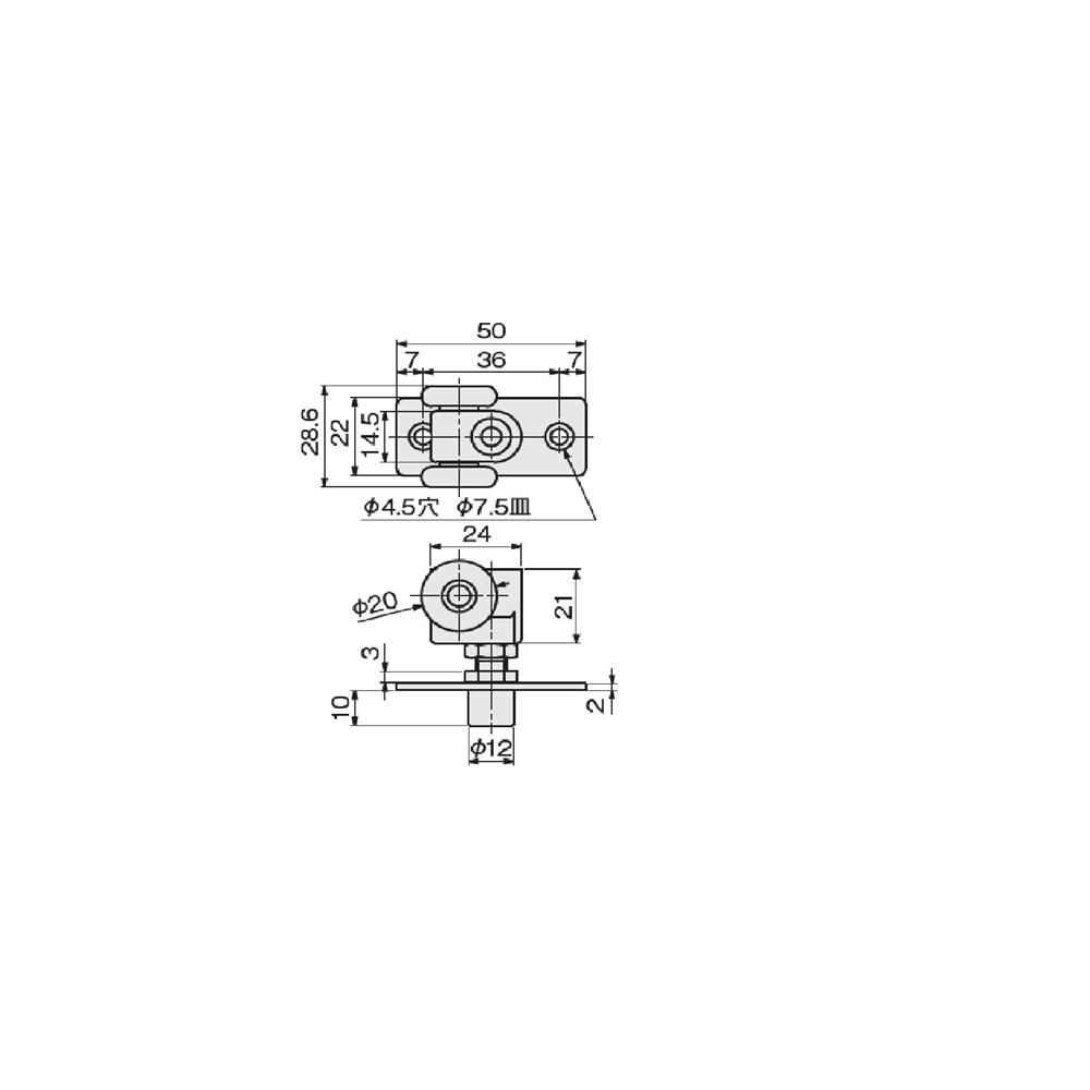 吊り車 HD−22