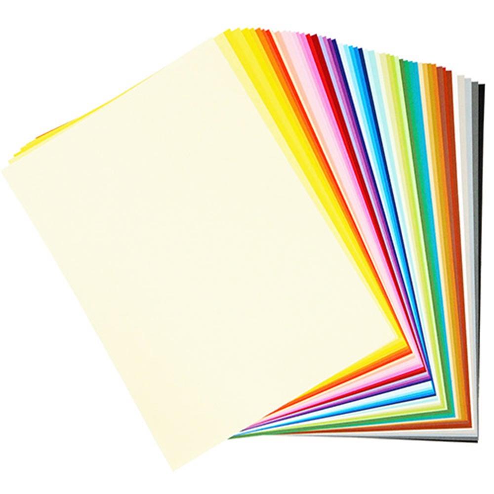 色画用紙50色 50枚