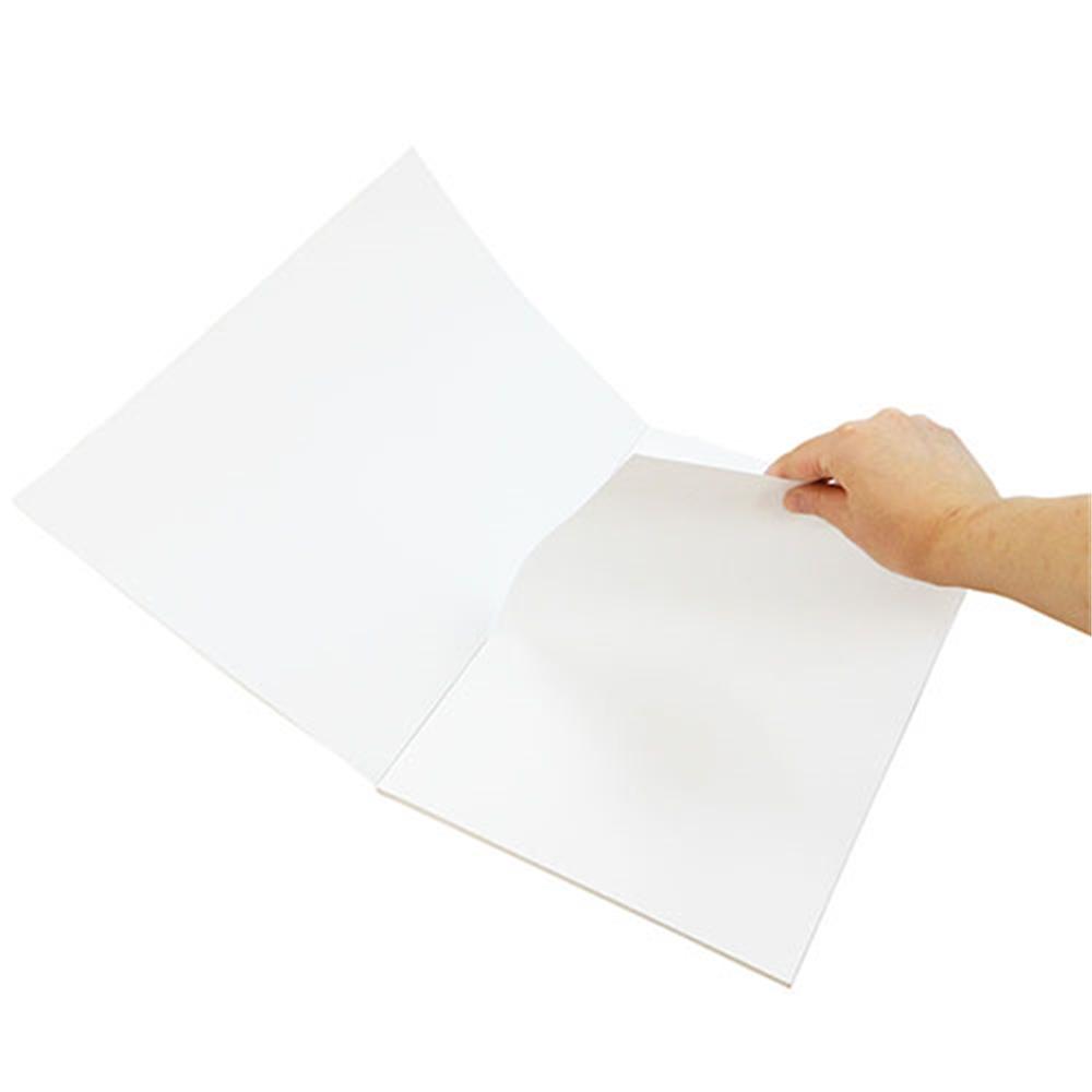 白ケント紙30枚 ETK−B4