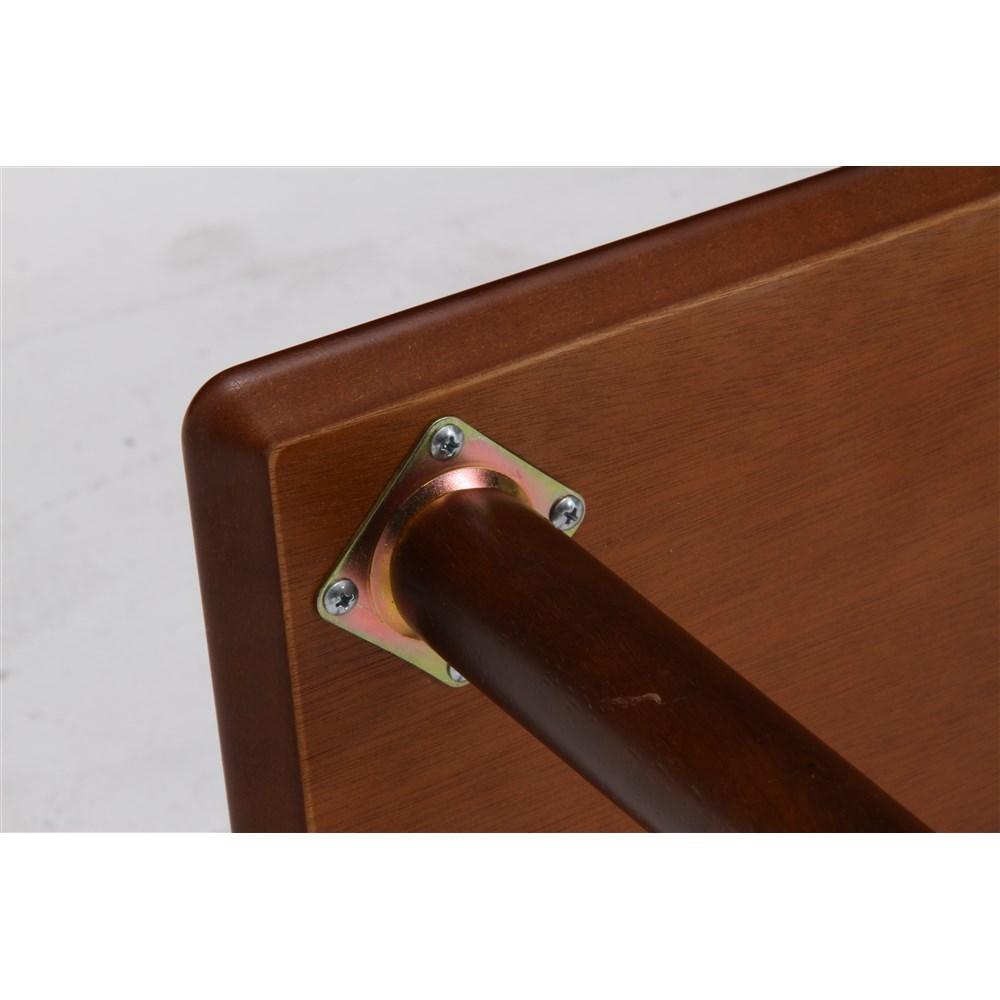 突板ローテーブル 8040 NA
