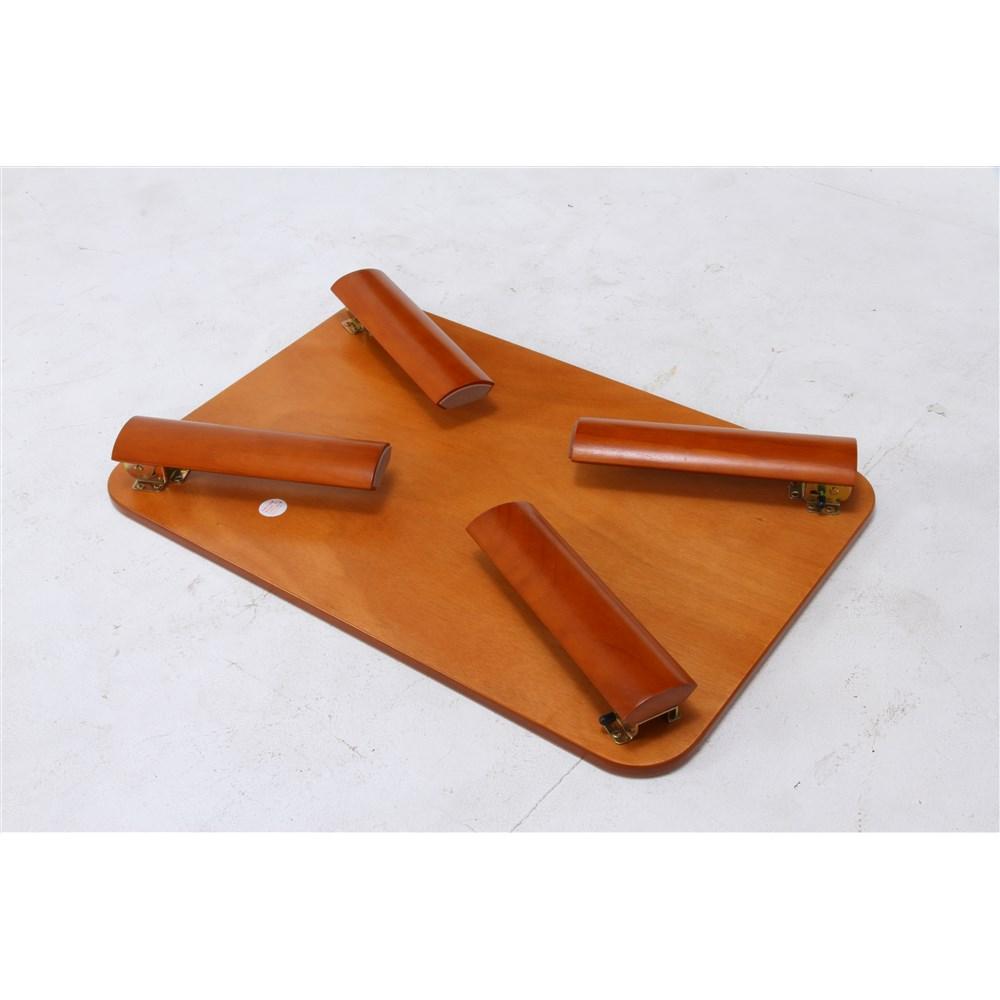折脚ローテーブル(ブラウン) KSM−7550BR