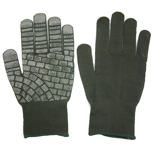 Qフィッツ手袋 #783−5P ブラック L