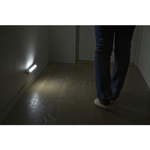 アイリスオーヤマ(IRIS OHYAMA) LEDセンサーライト BSL60WN−W ホワイト