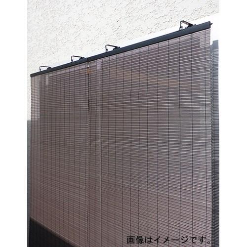 グランツスクリーン ダークブラウン  88×180cm