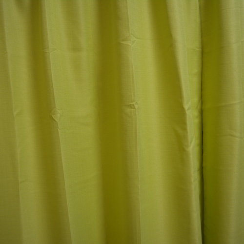 コーナン オリジナル カーテンフランド グリーン 4枚組 約幅100×丈135cm