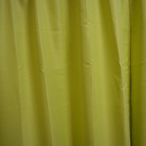コーナン オリジナル カーテンフランド グリーン 4枚組 約幅100×丈178cm