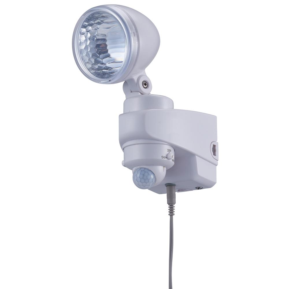 ソーラー式センサーライト1灯