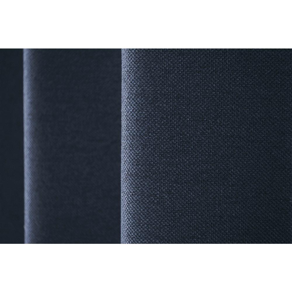 カーテン アトム 2枚組 幅100×高さ200cm 2枚組  ネイビー