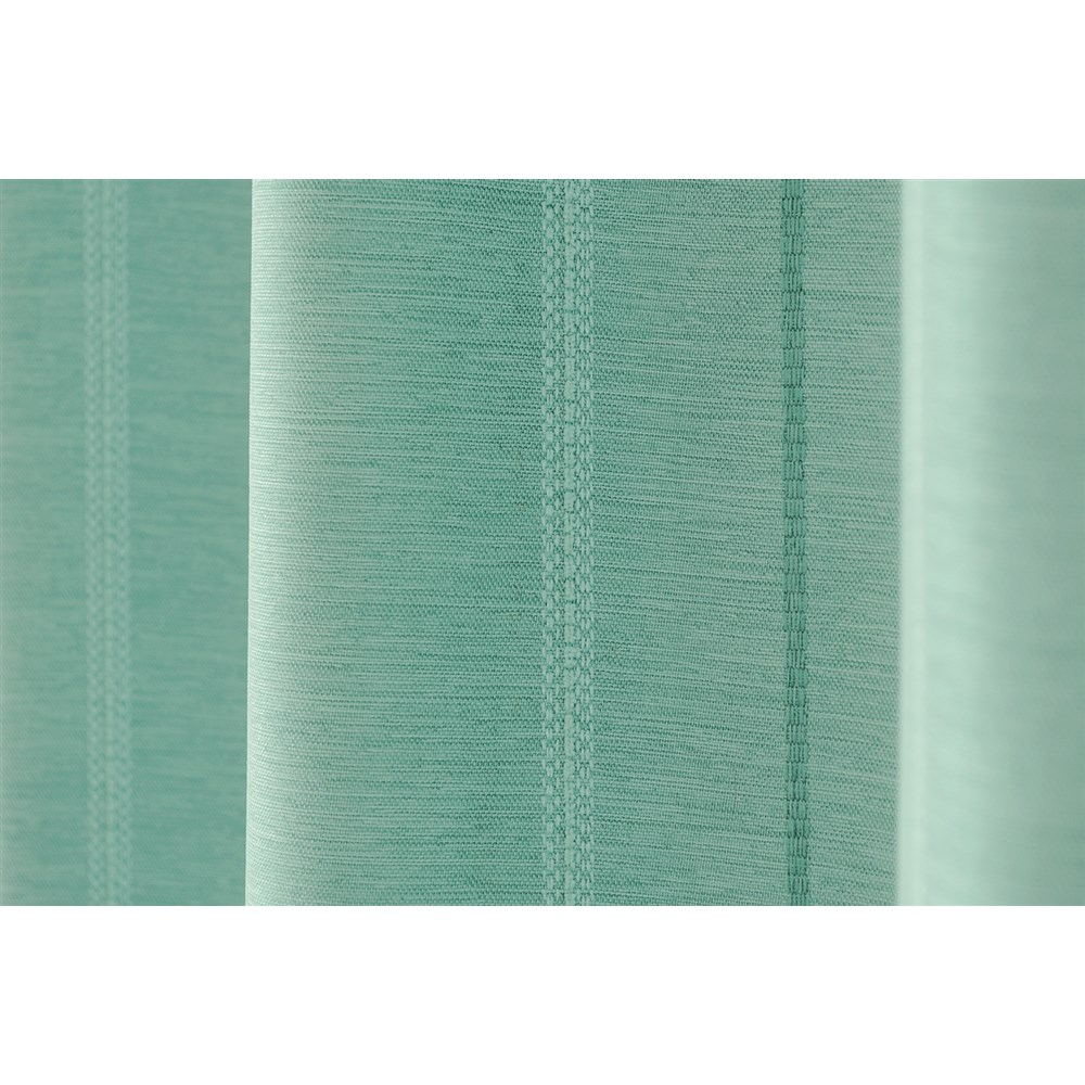 カーテン マター 2枚組 幅100×高さ178cm 2枚組  ターコイズ