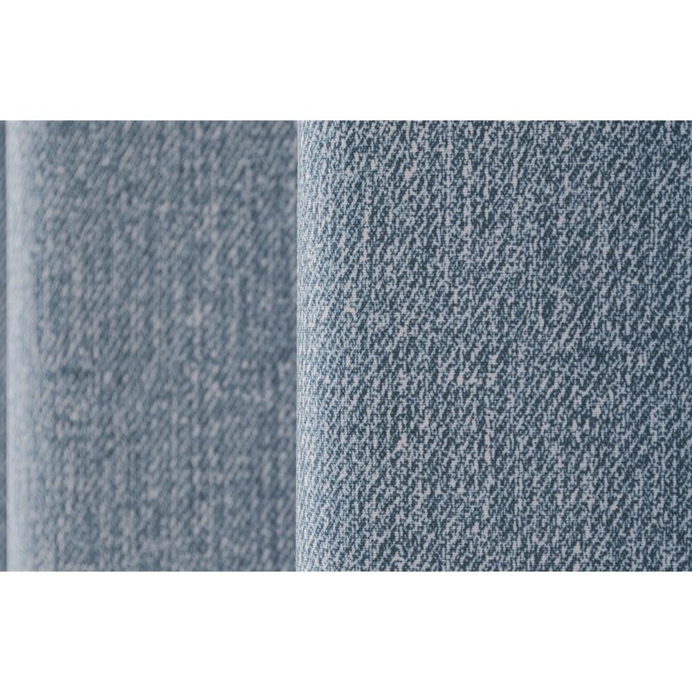 カーテン ニーム 2枚組 幅100×高さ200cm 2枚組  ネイビー