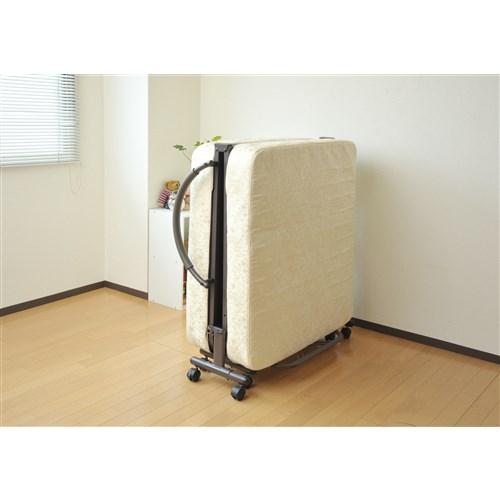 コーナン オリジナル 折り畳み電動ベッド KR18−0134