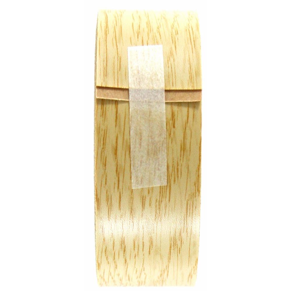 強力粘着 木口貼りテープ ナチュラルオーク 24mm×2m WA4240粘着2402