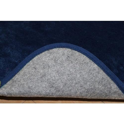 イケヒコ・コーポレーション(IKEHIKO)  フィラメント素材 ホットカーペットカバー 『フィリップ』 ネイビー 200×250cm