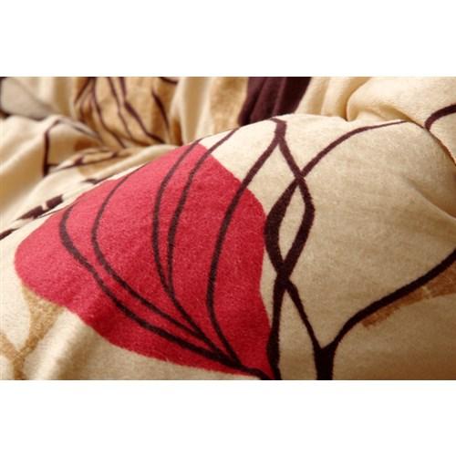 イケヒコ・コーポレーション(IKEHIKO)  カジュアルモダン こたつ布団 正方形 掛け単品 『シャイナ』 ベージュ 約205×205cm