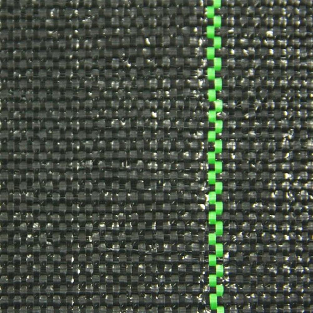 ダイオ化成(Dio) 高密度防草シート 黒色 1m×10m
