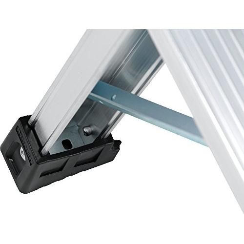 アルインコ  幅広踏ざん(55mm)はしご兼用脚立PRS−W PRS60WA