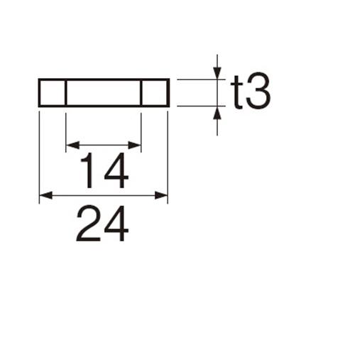 SANEI 偏心管パッキンPP40-10S