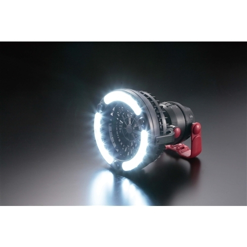 デザイアー ファン付LEDライトM−5129