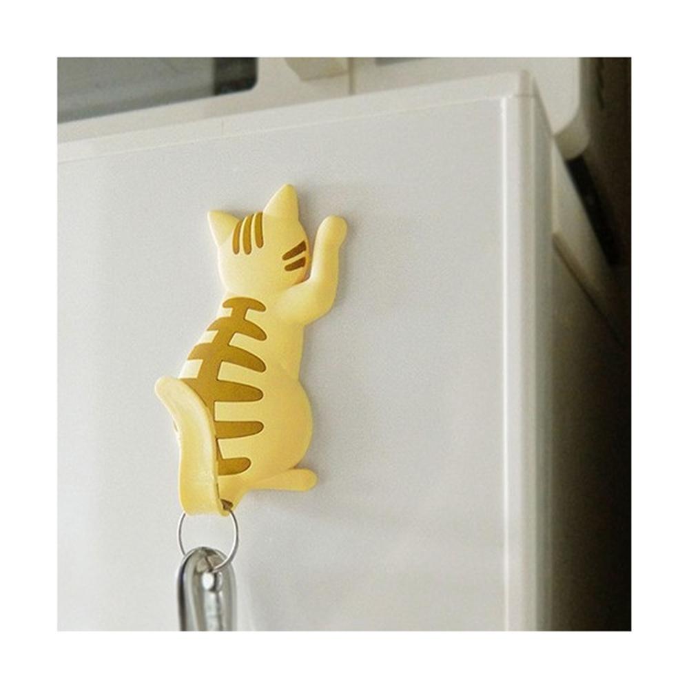 マグネットフック cat tail �D茶トラ