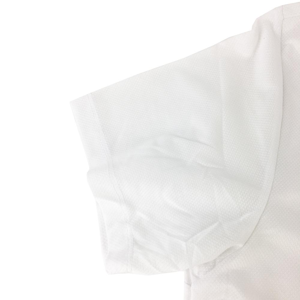 コーナン オリジナル PROACT クールディスカバリー メッシュ丸首 L ホワイト