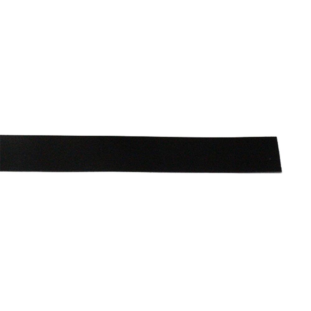 強力粘着 木口貼りテープ ブラック 21mm×2m TA4785粘着2102